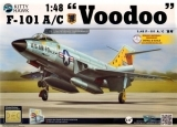 McDonnell F-101A/C Voodoo