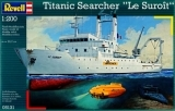 "Titanic Searcher ""Le Suroît"""