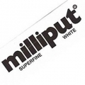 "MILLIPUT SUPERFINE ""WHITE"""